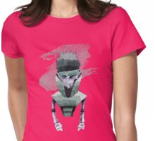 Carrier Boy Womens Fitted T-Shirt