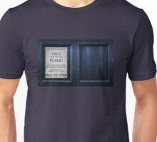 The Box - Door Unisex T-Shirt