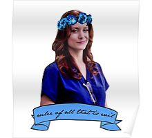 Addison Montgomery - Ruler of all that is evil Poster