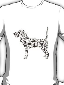 Dog a bird T-Shirt