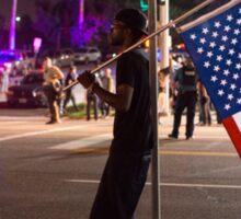 Distress in Ferguson Sticker