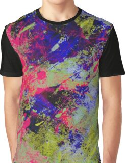 Colour Abstract #13 Graphic T-Shirt