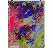 Colour Abstract #13 iPad Case/Skin