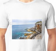Land meets the sea Unisex T-Shirt
