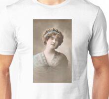 Edwardian lady Unisex T-Shirt