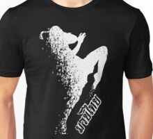 muay thai thousand kick fighter Unisex T-Shirt