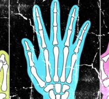 KAIJI - Restricted Rock Paper Scissors Sticker