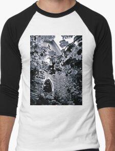 Through The Trees Men's Baseball ¾ T-Shirt