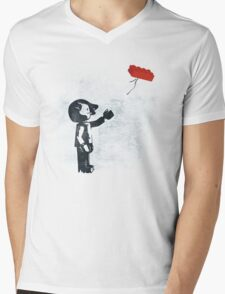 A Piece of Me Mens V-Neck T-Shirt