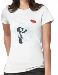 A Piece of Me Womens Fitted T-Shirt