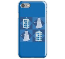 Doctor Who - Tardis Dalek iPhone Case/Skin