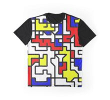 Primary Circuits Graphic T-Shirt