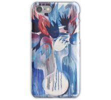 Blue Still Life iPhone Case/Skin