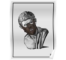 Hannibal Lecter - Statue Poster