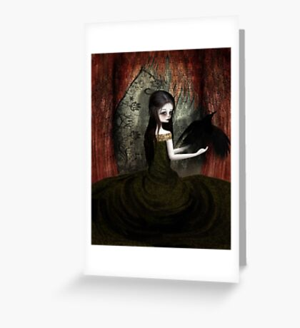 Lenore Greeting Card