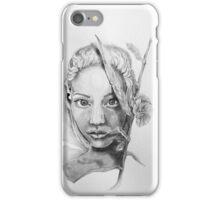Bleu -3BW iPhone Case/Skin