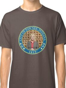 Parks and Rec Pawnee Seal Classic T-Shirt