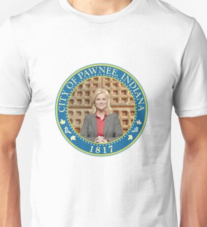 Parks and Rec Pawnee Seal Unisex T-Shirt