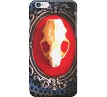 Sophia the Skunk iPhone Case/Skin