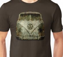 Classic VW bus illustration Unisex T-Shirt
