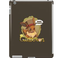 Good Eeveening! iPad Case/Skin