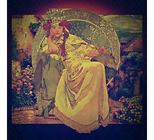 Princess Hyacinth Photographic Print