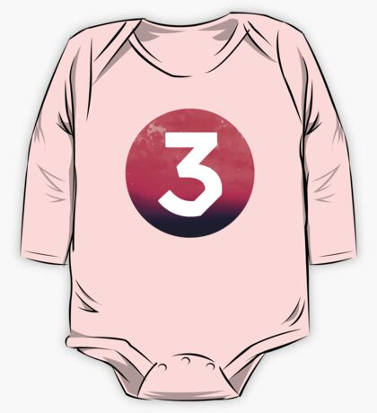 Chance The Rapper One Piece - Long Sleeve