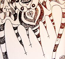 Batty Original Art by Atropine by AtropineSteele