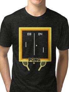 Pong Tri-blend T-Shirt