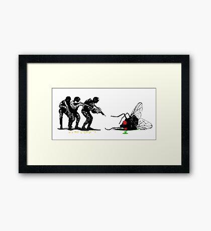 SWAT Framed Print