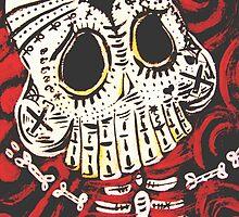 Voodoo Skull Beast by AtropineSteele