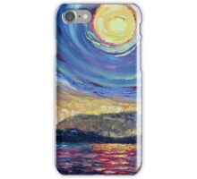 Wildfire Sunset iPhone Case/Skin
