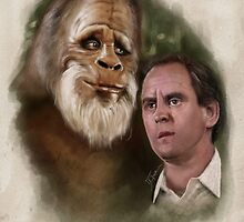 Harry and the Hendersons by danielctuck