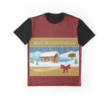 Fraser's Ridge Christmas  Graphic T-Shirt