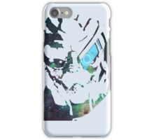Space Garrus  iPhone Case/Skin