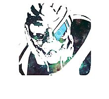 Space Garrus  Photographic Print
