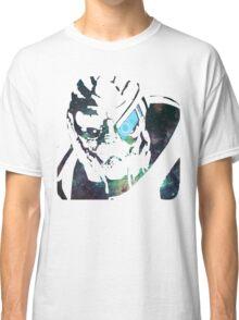 Space Garrus  Classic T-Shirt