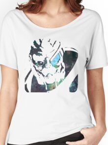 Space Garrus  Women's Relaxed Fit T-Shirt