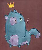 Royal Kitty by Kristen Rimmel