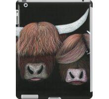 Herd O Hairys iPad Case/Skin
