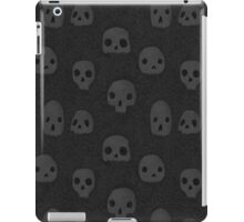 Sketchy persons iPad Case/Skin