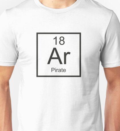 Ar Pirate Unisex T-Shirt