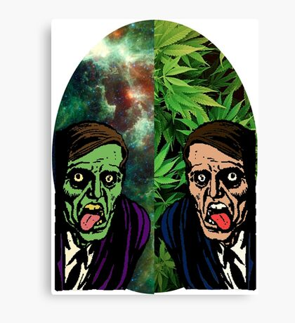 2 Faced Canvas Print