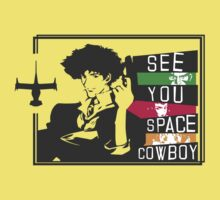 See you Space Cowboy Kids Clothes