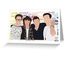 mcfly Greeting Card