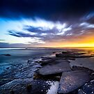 Cabbage Tree Beach - Jervis Bay by tonycathie