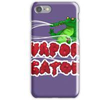 Vapor Gator iPhone Case/Skin