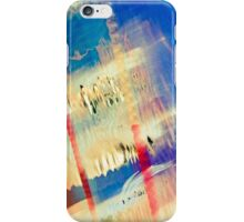 Swimming Pool 01B - Abstract iPhone Case/Skin