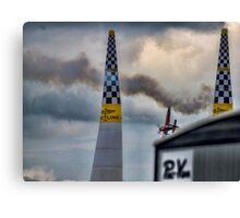 Air race Canvas Print