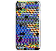 Q Cubes iPhone Case/Skin